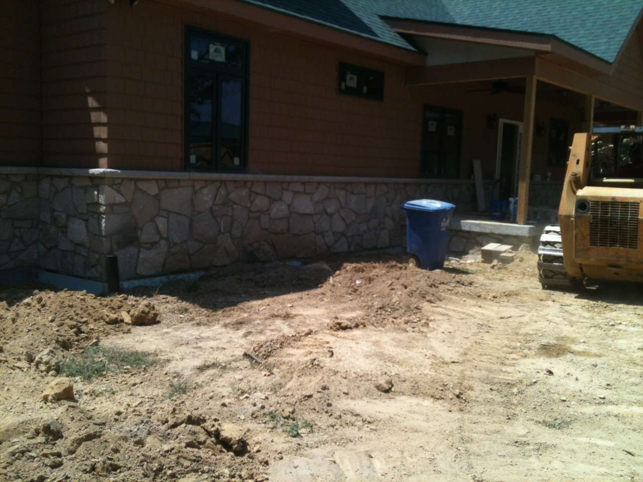 Custom Home (Before)
